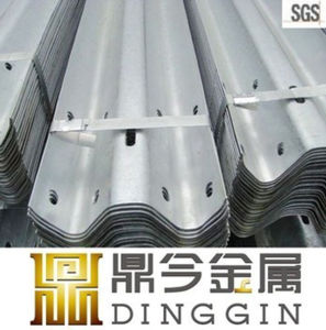 Q235 Galnanized Steel Crash Barrier for Road Safety pictures & photos
