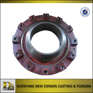 OEM High Quality Ductile Iron Casting Flange Bearing pictures & photos
