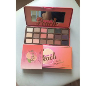 Too Faced Sweet Peach 18 Colors Eyeshadow Palette pictures & photos