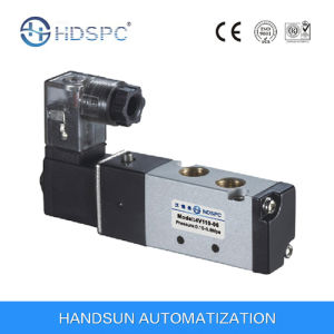 4V100 Series Pneumatic Control Solenoid Valve pictures & photos