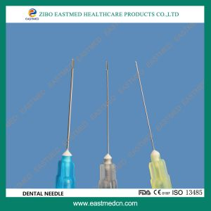 27g & 30g Disposable Dental Needle pictures & photos