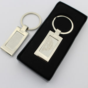 Very Popular Design Metal Key Ring with Gift Box pictures & photos