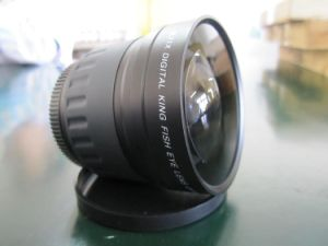 0.8 Inch Fisheye Lens for SANYO Projector Xm100/150L From China pictures & photos