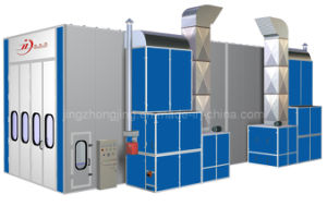 Bus Spray Booth for 12000*4500*3500 (Model: JZJ-FB-12) pictures & photos