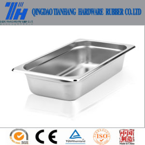 EU Style and Us Style Full Size Stainless Steel Gn Pan