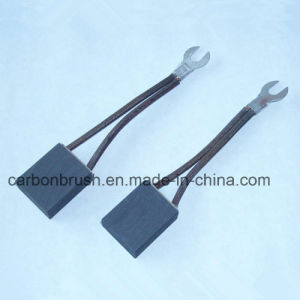 Carbon Brushes for DC Motors and Generators-China J240 pictures & photos