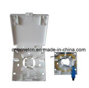 Splice Optical Fiber Socket Terminal Box pictures & photos