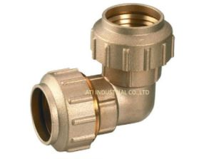 Brass Turning Part / Brass Fitting/ Brass Connector pictures & photos
