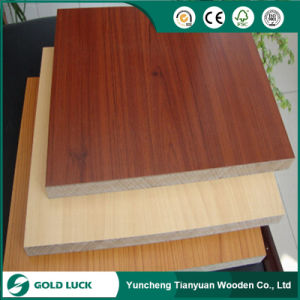 Low Price Poplar Core Laminated MDF Board pictures & photos