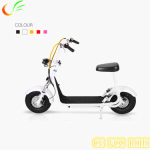 2017 New Design Harley Electric City-Coco Scooter for Scrooser pictures & photos