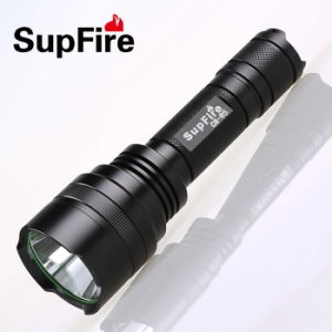 Multil Waterproof LED Flashlight with CE