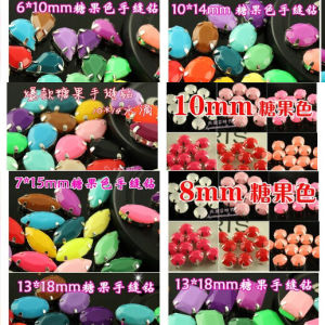 Claw Sew on Rhinestone New Fresh Color Plastic Stones for Dress pictures & photos