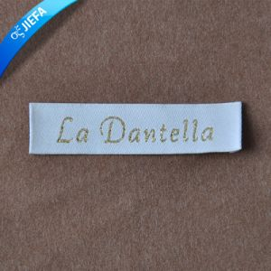 Garment Labels Product Type and Cloth Material Woven pictures & photos