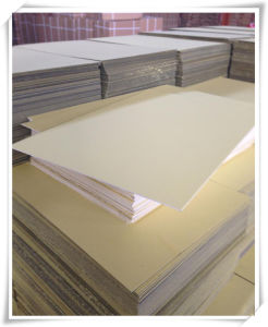 Single or Both Sides Adhesive PVC Sheet pictures & photos