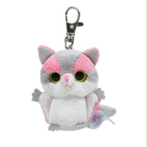 Lifelike Animals Soft Plush Toy Mini Stuffed Toy Cat