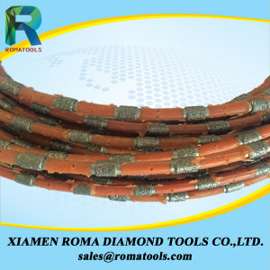 Romatools Diamond Wires for Multi-Wire Machine 37beads pictures & photos