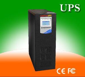 220V Single Phase Input & Ouput UPS 6kVA pictures & photos