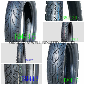 Best Quality Bywell Brand Motorcycle Tires and Tubes Tvs Patterns