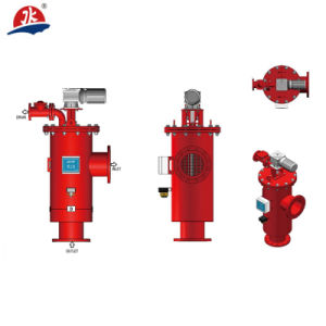 Motor Drive Brush Type Jka600 Series Self Cleaning Filter pictures & photos