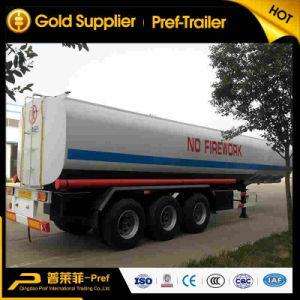 Tri Axle 45, 000 Litres Petrol Diesel Transport Tank Trailer