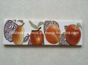 Inkjet Tile Trim Line Border Tile
