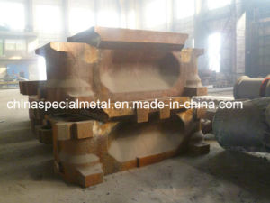 Stationary Base for Brick Press Machine