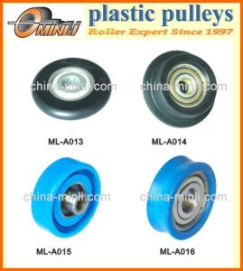 Plastic Nylon Window Roller with Bearing pictures & photos