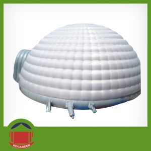 White Inflatable Tent Traditional Tents for Rental pictures & photos