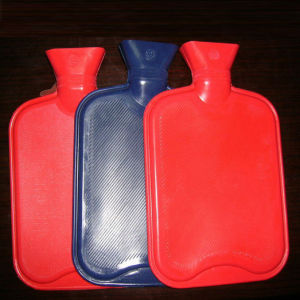 Good Quality Rubber Hot Water Bottle with CE, ISO Approved pictures & photos