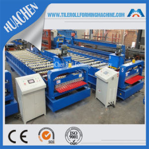 Corrugated Metal Roof Tile Construction Machine