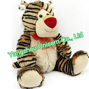 EN71 Gift Cotton Soft Stuffed Animal Plush Toy Tiger pictures & photos