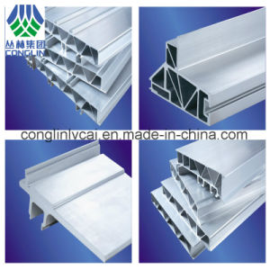 Large Scale Extrusion Aluminium Alloy Profiles Apply for Railway Transportation