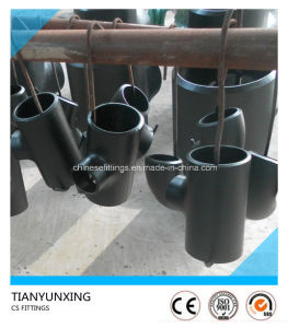 ANSI Seamless Carbon Steel Butt Welded Pipe Fittings pictures & photos