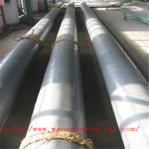 Plastic Round Steel Pipe for Oil and Gas pictures & photos