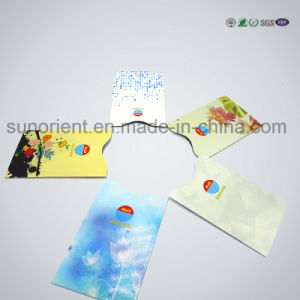 High Security RFID Blocking Card Sleeves pictures & photos
