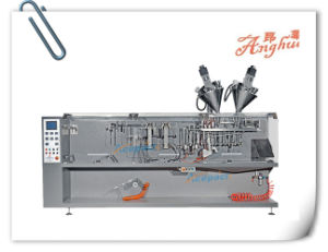 2016 Hot Sale Sachet Tomato Sauce Horizontal Packing Machine/ (AH-S180D) pictures & photos