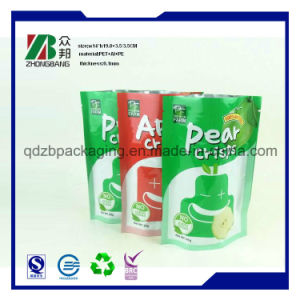 Ziplock Stand up Pouch for Food Packaging pictures & photos