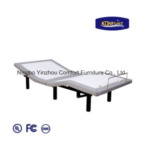Home Furniture Freightable Bed Electric Adjustable Folding Bed pictures & photos