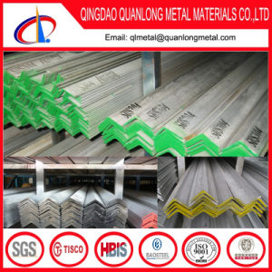 Types of Stainless Steel Angle Bar pictures & photos