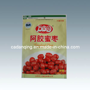 Three Sides Seal Bag for Food, Plastic Packaging (DQ144) pictures & photos