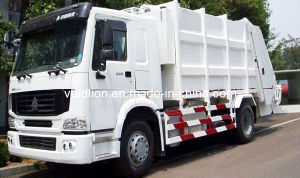Sinotruk 12m3 Capacity Compactor Garbage Truck pictures & photos