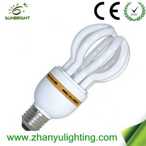 26W Lotus Energy Saving Light (ZYL26) pictures & photos