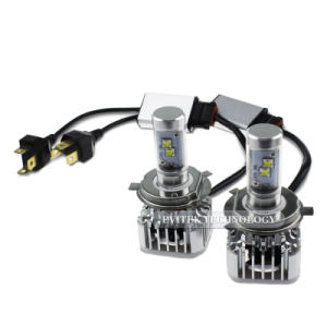 New Arrival 80W 8000lm Super Bright LED Headlight/LED Headlamp CREE LED H4 6000k pictures & photos
