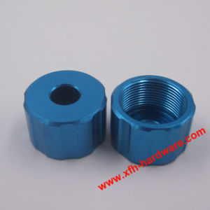 CNC Precision Machining Turned Metal Spare Part for Machine