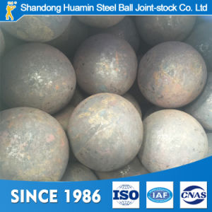 High Quality Low Chrome Casting Grinding Balls for Cement Mill