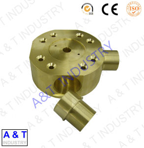 Hot Sale at High Quality Forged Parts Made of Brass pictures & photos