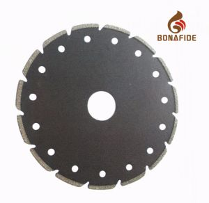 Customized Electroplated Diamond Cutting Blade pictures & photos
