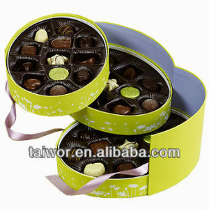 Taiwor Chocolate Gift Box with Customized and Fancy Design