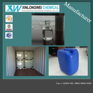 Manufacturer Hydrogen Peroxide H2O2 Water pictures & photos