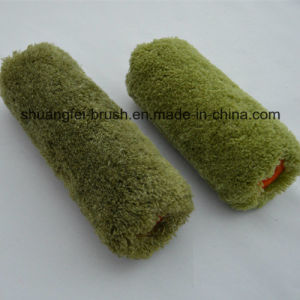 Soft Green Thread Polyamide Paint Roller for All Painting pictures & photos